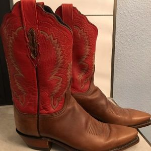 Shoes - Size 9 B Lucchese western Boots🌶🌶🌶🌶🌶🌶🌶🌶🌶